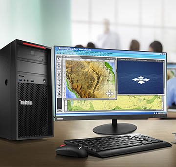 Komputer Lenovo ThinkStation P340