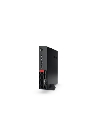 Komputer Lenovo ThinkCentre M710q Tiny i3-6100T 4GB 128GB SSD WiFi Win7 W10Pro 3Y NBD