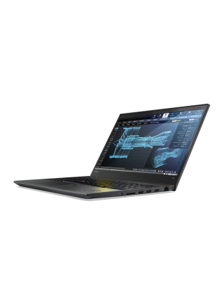 Laptop Lenovo ThinkPad P51s 15.6'' 4K IPS i7-7600U 16GB 1TB SSD M520M 4+6cell FPR W10Pro 3Y NBD