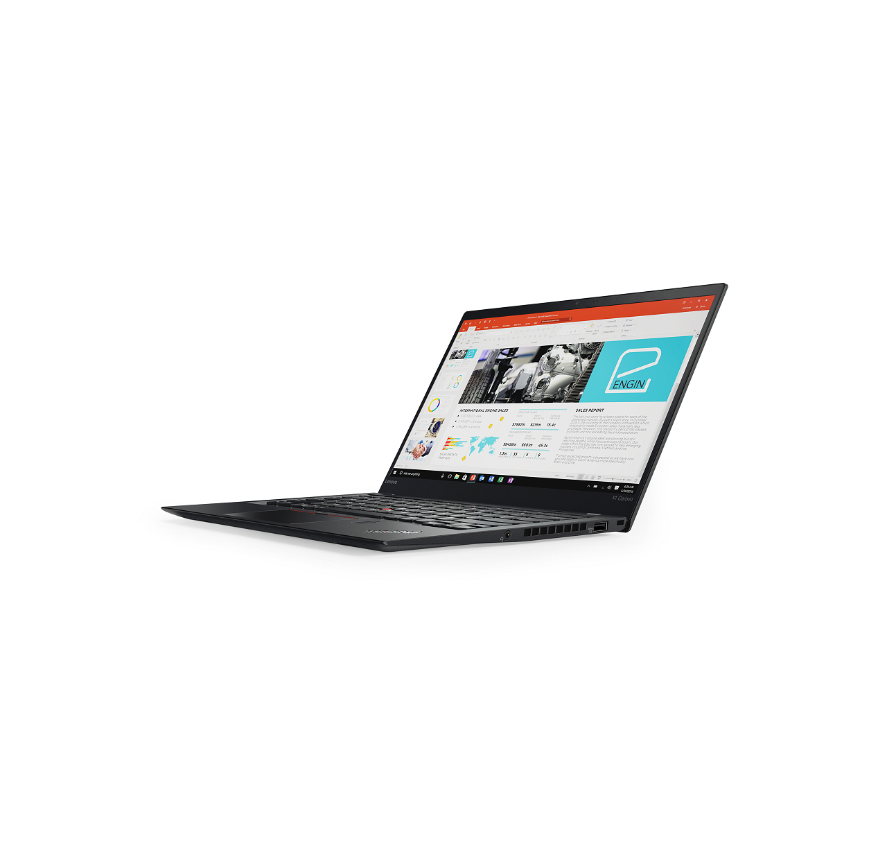 Laptop Lenovo ThinkPad X1 Carbo 20KH006MPB