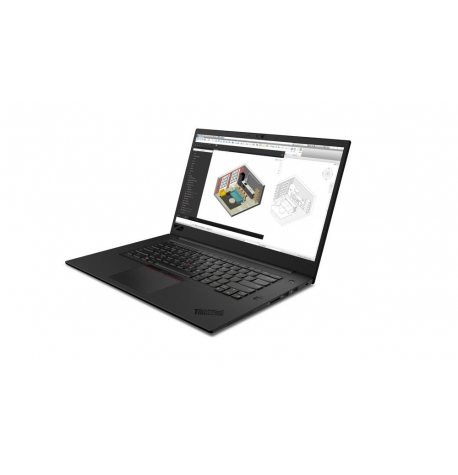 Laptop Lenovo ThinkPad P1 15.6& 20MD0012PB
