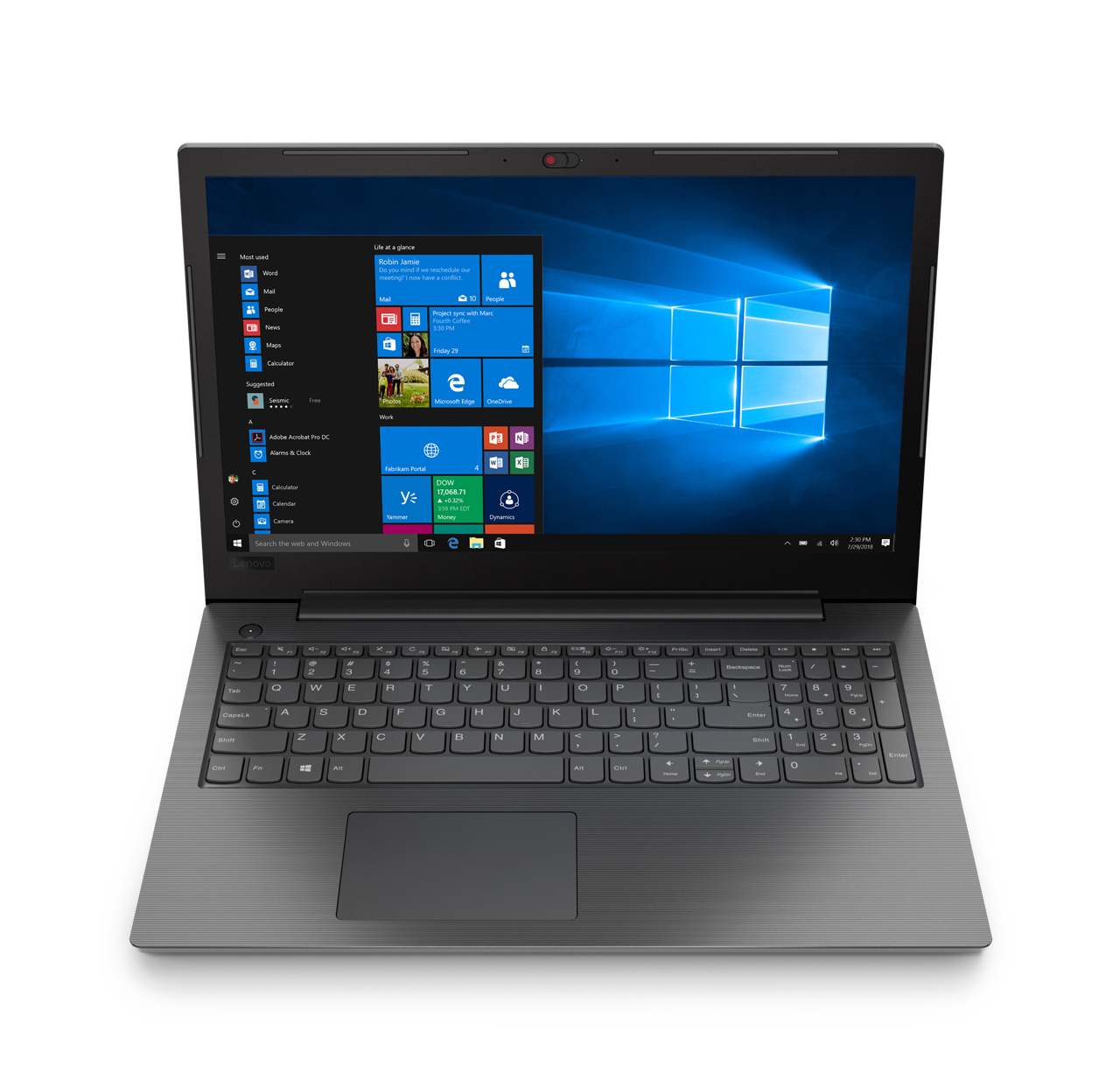 "Laptop Lenovo V130 14"" FHD 81HQ00DGPB"