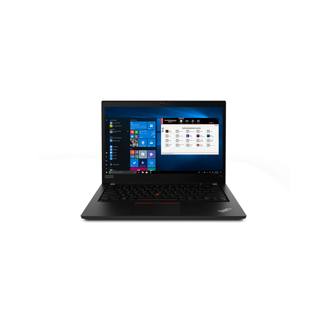 Laptop Lenovo ThinkPad P43s 14& 20RH001NPB