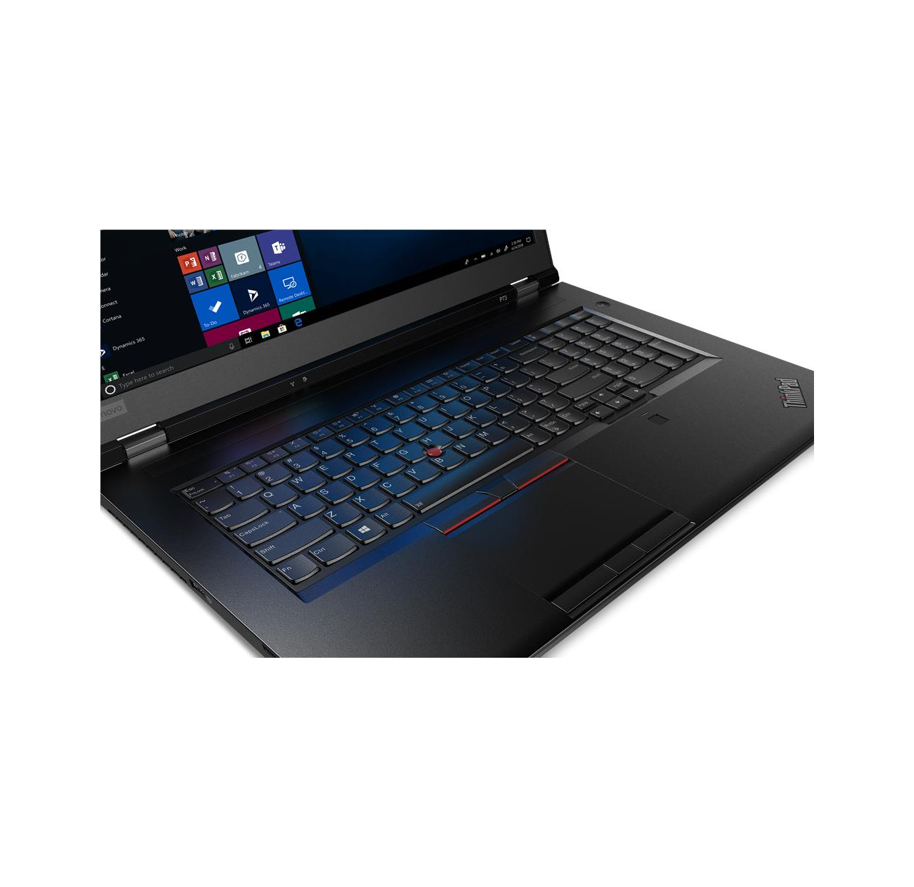 Laptop Lenovo ThinkPad P73 17.3 20QR002XPB