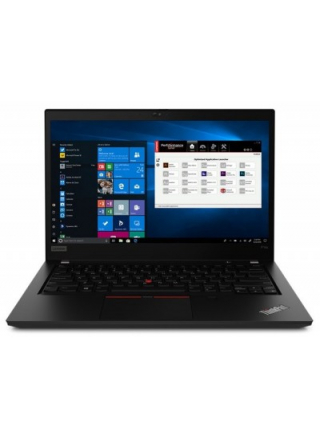 Laptop Lenovo ThinkPad P14s 14 FHD i7-10510U 16GB 512GB P520 BK FPR SCR W10Pro 3YRS Premier Support