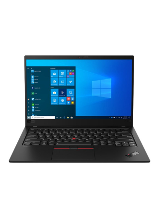 Laptop LENOVO ThinkPad X1 Carbon G8 14 FHD i7-10510U 16GB 512GB BK W10P