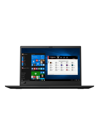 Laptop LENOVO ThinkPad P1 G2 15.6 UHD i7-9850H 16GB 1TB T1000 W10P