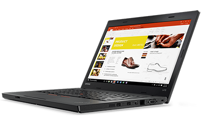 Laptop ThinkPad seria L